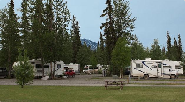 How to Choose an RV Park Along the Alaska Highway